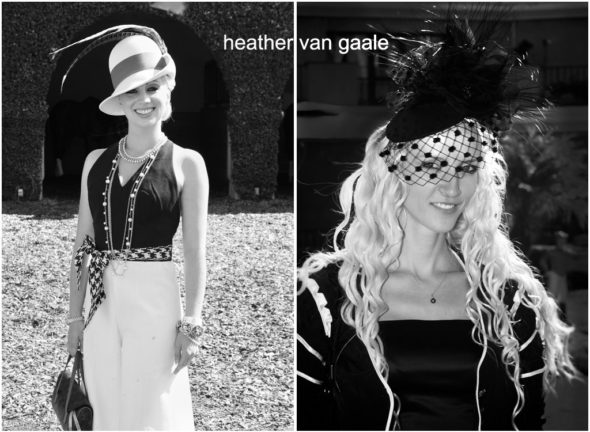 del mar fashion ideas for opening day hats and vintage by san diego photographer heather van gaale