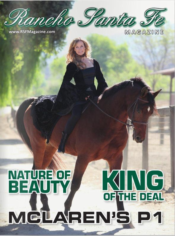 equestrian fashion shoot for rancho santa fe magazine heather van gale