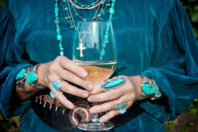 wine tasting, wine, turquoise,portrait,50 year old, white wine,wine photos