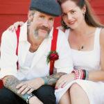 vintage wedding photography red barn diy