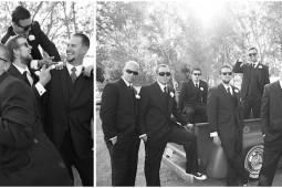 black and white fine art photographer heather van gaale wedding