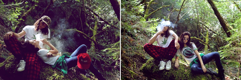 emerald triangle, marijuana, hippie fashion, fashion blog, travel story marijuana, hippie couple, redwoods, humboldt, millennial, heather van gaale, photographer editorial, northern california,