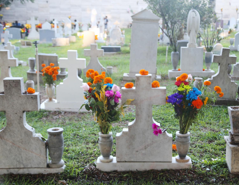 cemetery tijuana dia de los muertos