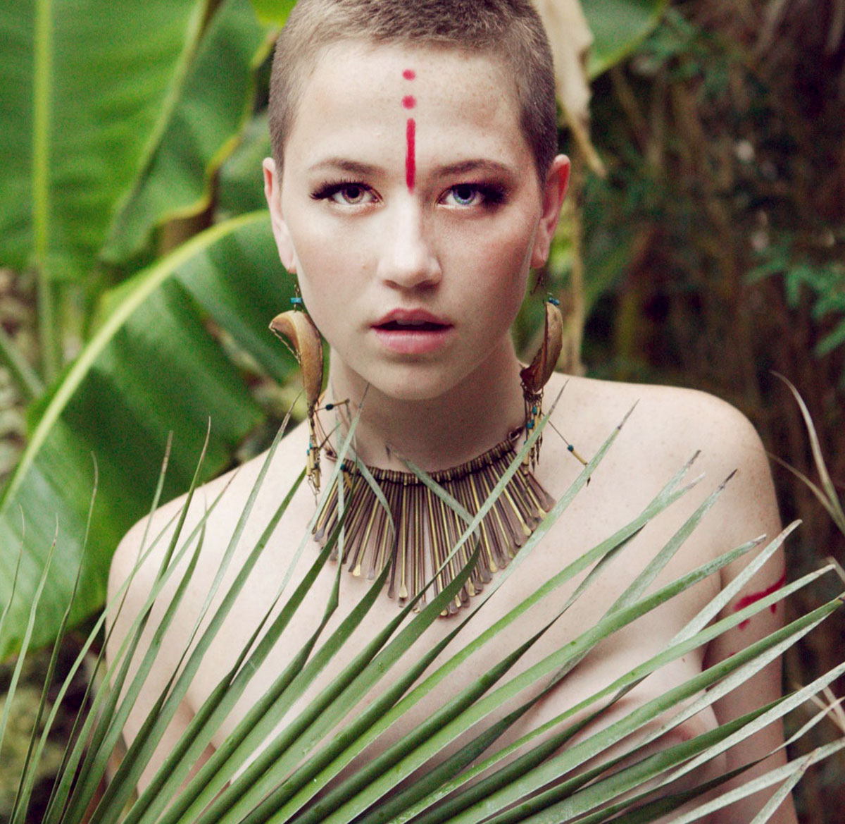 bohemian,lifestyle,fashion,blogger,photographer,tropical,film location rental,bald girl, bald model