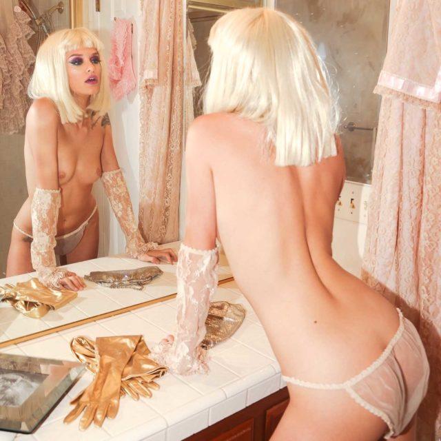 lingerie,photographer,orange county,heather van gaale,speaking bohemian,sexy,blonde,model