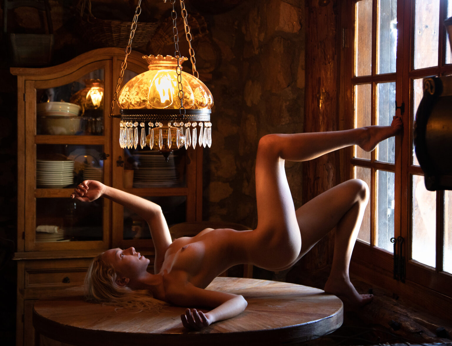 nude fashion editorial photographer Los Angeles